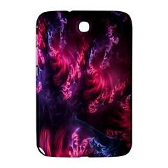Abstract Fractal Background Wallpaper Samsung Galaxy Note 8 0 N5100 Hardshell Case  by Simbadda