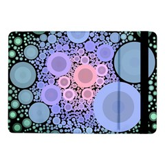 An Abstract Background Consisting Of Pastel Colored Circle Samsung Galaxy Tab Pro 10 1  Flip Case by Simbadda