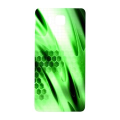 Abstract Background Green Samsung Galaxy Alpha Hardshell Back Case by Simbadda