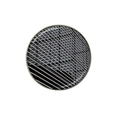 Abstract Architecture Pattern Hat Clip Ball Marker (4 Pack) by Simbadda