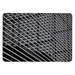 Abstract Architecture Pattern Samsung Galaxy Tab 8 9  P7300 Flip Case by Simbadda