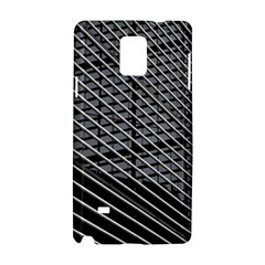 Abstract Architecture Pattern Samsung Galaxy Note 4 Hardshell Case by Simbadda