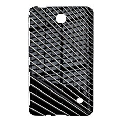 Abstract Architecture Pattern Samsung Galaxy Tab 4 (8 ) Hardshell Case  by Simbadda