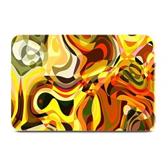 Colourful Abstract Background Design Plate Mats by Simbadda