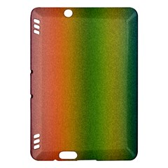 Colorful Stipple Effect Wallpaper Background Kindle Fire Hdx Hardshell Case by Simbadda