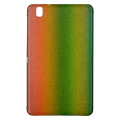 Colorful Stipple Effect Wallpaper Background Samsung Galaxy Tab Pro 8 4 Hardshell Case by Simbadda