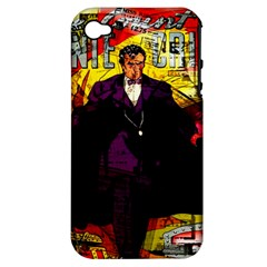 Monte Cristo Apple Iphone 4/4s Hardshell Case (pc+silicone) by Valentinaart