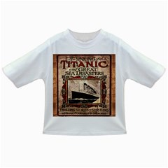 Titanic Infant/toddler T Shirts by Valentinaart