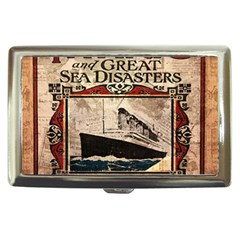 Titanic Cigarette Money Cases by Valentinaart