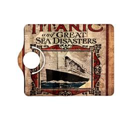 Titanic Kindle Fire Hd (2013) Flip 360 Case by Valentinaart