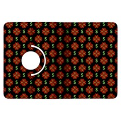 Dollar Sign Graphic Pattern Kindle Fire Hdx Flip 360 Case by dflcprints