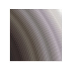 Fractal Background With Grey Ripples Small Satin Scarf (square) by Simbadda
