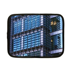 Modern Business Architecture Netbook Case (small)  by Simbadda