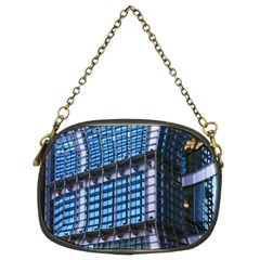 Modern Business Architecture Chain Purses (two Sides)  by Simbadda