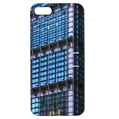 Modern Business Architecture Apple Iphone 5 Hardshell Case With Stand by Simbadda