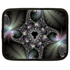 Magic Swirl Netbook Case (xxl)  by Simbadda