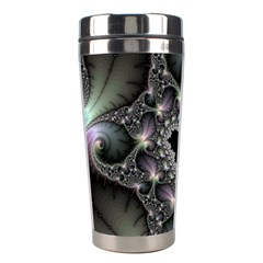 Magic Swirl Stainless Steel Travel Tumblers by Simbadda