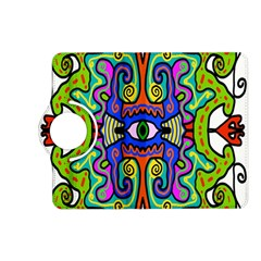 Abstract Shape Doodle Thing Kindle Fire HD (2013) Flip 360 Case by Simbadda