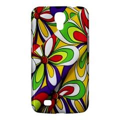 Colorful Textile Background Samsung Galaxy Mega 6 3  I9200 Hardshell Case by Simbadda