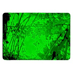 Leaf Outline Abstract Samsung Galaxy Tab 8 9  P7300 Flip Case by Simbadda