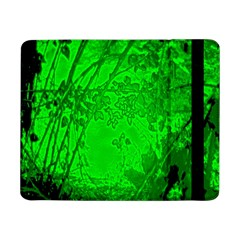 Leaf Outline Abstract Samsung Galaxy Tab Pro 8 4  Flip Case by Simbadda