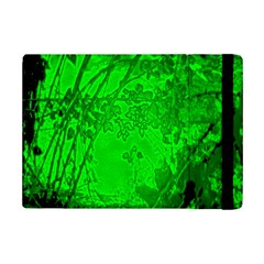 Leaf Outline Abstract Ipad Mini 2 Flip Cases by Simbadda