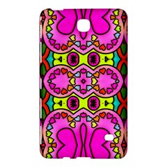 Colourful Abstract Background Design Pattern Samsung Galaxy Tab 4 (8 ) Hardshell Case  by Simbadda