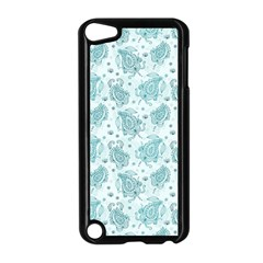 Decorative Floral Paisley Pattern Apple Ipod Touch 5 Case (black) by TastefulDesigns