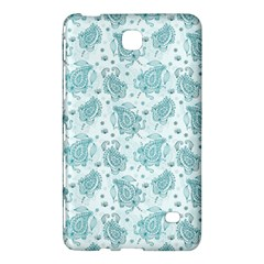 Decorative Floral Paisley Pattern Samsung Galaxy Tab 4 (8 ) Hardshell Case  by TastefulDesigns