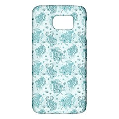 Decorative Floral Paisley Pattern Galaxy S6 by TastefulDesigns