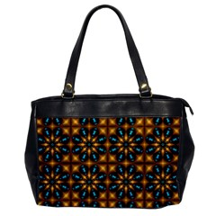 Abstract Daisies Office Handbags by Simbadda