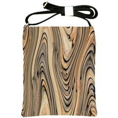 Abstract Background Design Shoulder Sling Bags by Simbadda