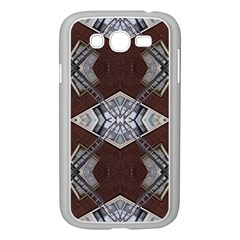 Ladder Against Wall Abstract Alternative Version Samsung Galaxy Grand Duos I9082 Case (white) by Simbadda