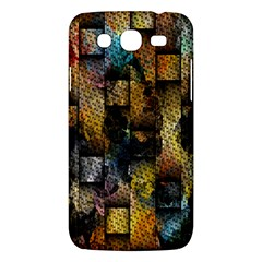 Fabric Weave Samsung Galaxy Mega 5 8 I9152 Hardshell Case  by Simbadda