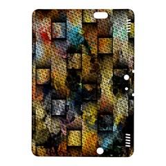 Fabric Weave Kindle Fire Hdx 8 9  Hardshell Case by Simbadda