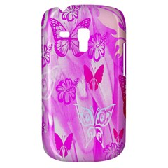 Butterfly Cut Out Pattern Colorful Colors Galaxy S3 Mini