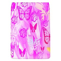 Butterfly Cut Out Pattern Colorful Colors Flap Covers (s)  by Simbadda