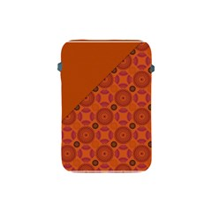 Vintage Paper Kraft Pattern Apple Ipad Mini Protective Soft Cases by Simbadda