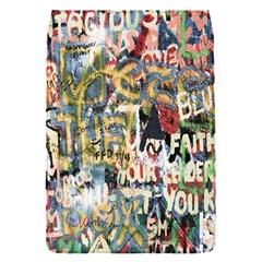 Graffiti Wall Pattern Background Flap Covers (s)  by Simbadda