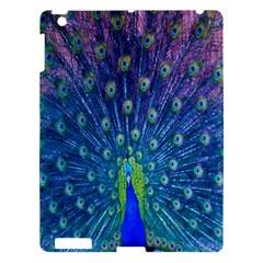 Amazing Peacock Apple Ipad 3/4 Hardshell Case by Simbadda