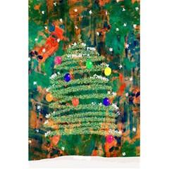 Watercolour Christmas Tree Painting 5 5  X 8 5  Notebooks by Simbadda