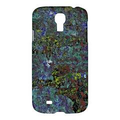 Stone Paints Texture Pattern Samsung Galaxy S4 I9500/i9505 Hardshell Case by Simbadda