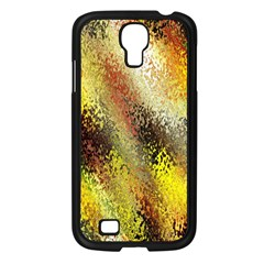 Multi Colored Seamless Abstract Background Samsung Galaxy S4 I9500/ I9505 Case (black) by Simbadda