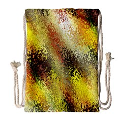 Multi Colored Seamless Abstract Background Drawstring Bag (large) by Simbadda