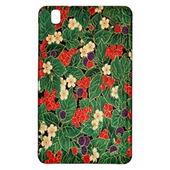 Berries And Leaves Samsung Galaxy Tab Pro 8 4 Hardshell Case by Simbadda