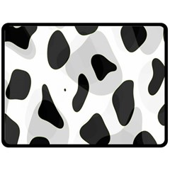 Abstract Venture Double Sided Fleece Blanket (large)  by Simbadda
