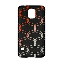 Cadenas Chinas Abstract Design Pattern Samsung Galaxy S5 Hardshell Case  by Simbadda