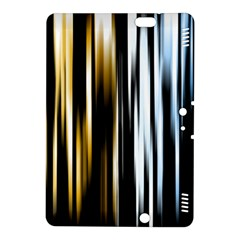Digitally Created Striped Abstract Background Texture Kindle Fire Hdx 8 9  Hardshell Case by Simbadda