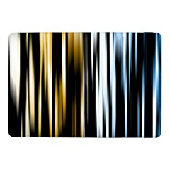 Digitally Created Striped Abstract Background Texture Samsung Galaxy Tab Pro 10 1  Flip Case by Simbadda