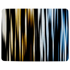 Digitally Created Striped Abstract Background Texture Jigsaw Puzzle Photo Stand (rectangular) by Simbadda